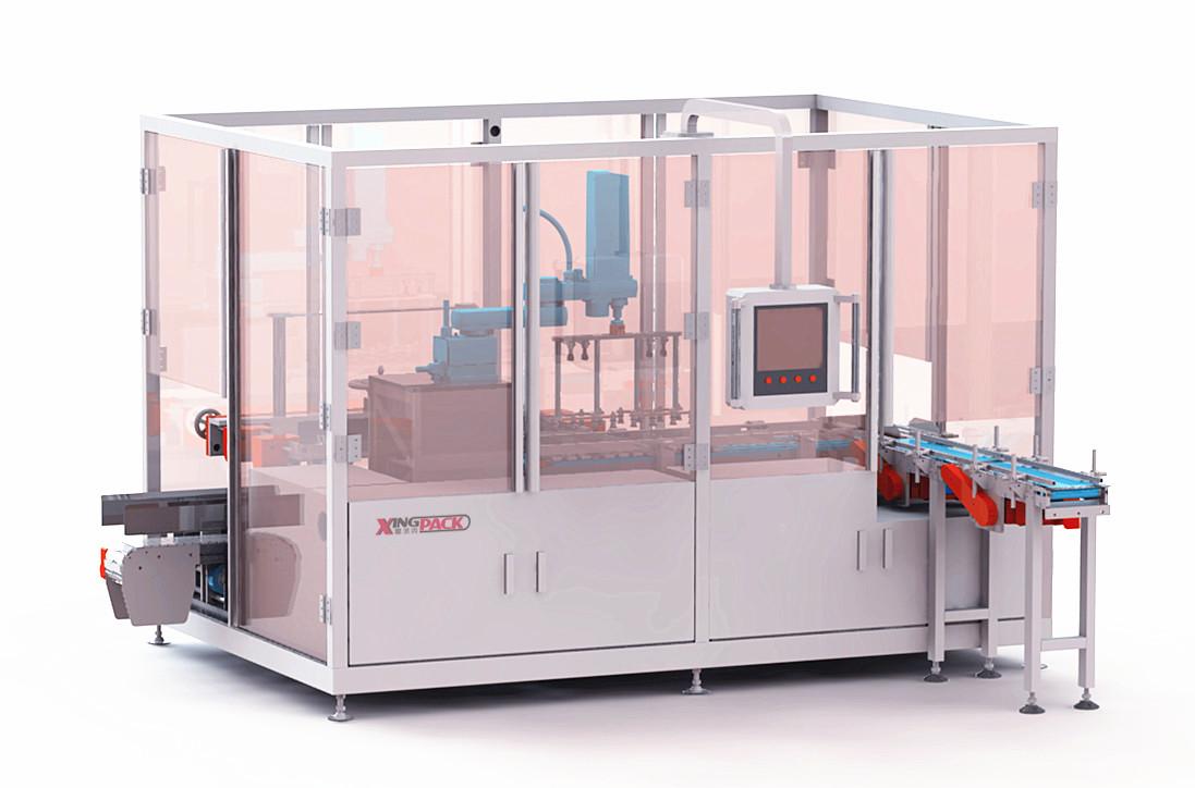 高速SCARA机器人装箱机