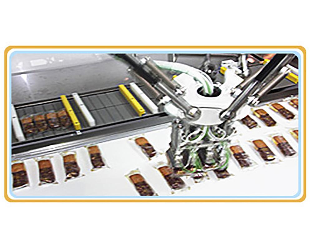机器人自动化包装系统