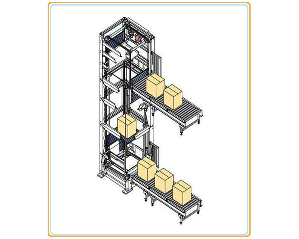 垂直升降输送机
