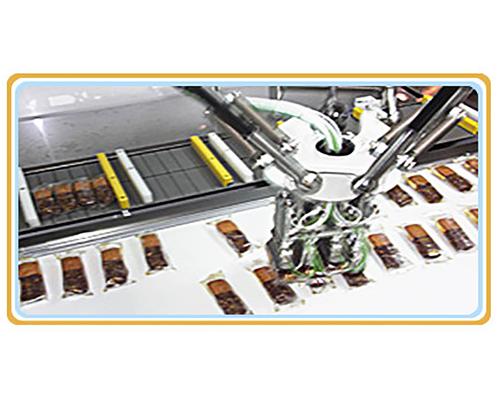 武汉机器人自动化包装系统